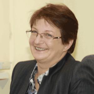 Лидия Николаевна Ушакова