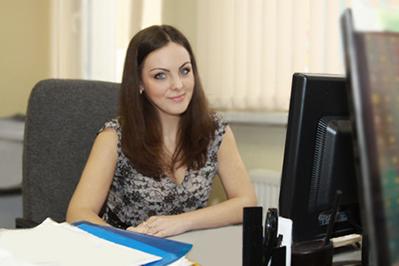 Алла - ведущий специалист и руководитель одного из офисов