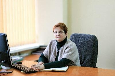 Лидия Николаевна - наш ГД и главный аудитор