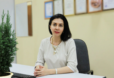 Наталья Поздняева - ведущий бухгалтер